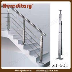De binnen 304/316 Baluster van de Balustrade van het Roestvrij staal voor Stair/Balkon