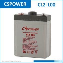 中国の乾電池の工場2V200ah SMF VRLA充電電池のCl2200