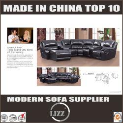 Современные высокопроизводительные моды кожаные кресла Китай диван
