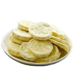 De zuivere Natuurlijke Chinese Vorst van de Snack van de Gezondheid - de droge Ontwaterde Banaan van de Banaan Spaanders