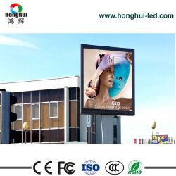 Gebildet im Freien farbenreichen P6 P8 P10 LED Zeichen im China-für das Bekanntmachen der LED-Bildschirmanzeige-Anschlagtafel