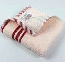 ホテル子供のジャカードスカーフのためのホームによって使用される静かに明白な編まれた小さい手タオル
