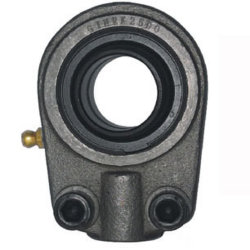 La soldadura de vástago del cilindro hidráulico el componente