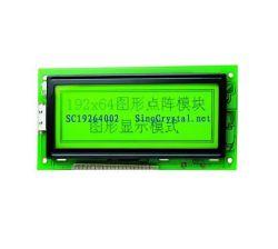 19264 흑백 그래픽 LCD 3.3V 192X64 흑백 그래픽 디스플레이 LCD 모듈