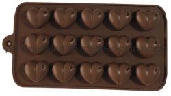 غير - Stick الميكروويف آمنة Silicone كعكة الشوكولاته Jelly قالب
