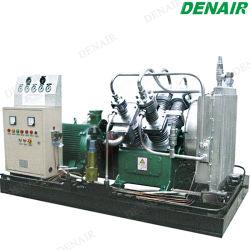Дизельный двигатель с наддувом поршня высокого давления воздушного компрессора для пластмассовых деталей