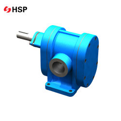 Moteur électrique de basse pression en acier inoxydable de pompe à engrenages de transfert d'huile de lubrification