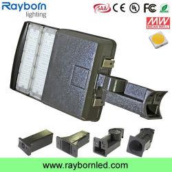 illuminazione del parcheggio della carreggiata LED di zona di figura di 100watt Shoebox (RB-PAL-100W)