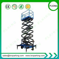 Apparatuur van de Lift van de Schaar van het Gebruik van Maintaince van de bouw de Sterke Mobiele