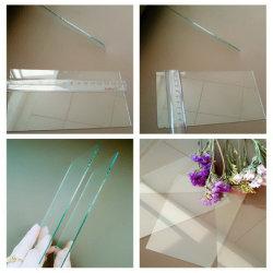 3mm-19mm de vidro transparente Folha com certificado CE