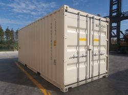 Non-Used 20ft 40hc de conteneurs de fret sec/conteneur d'expédition/conteneur Empyt