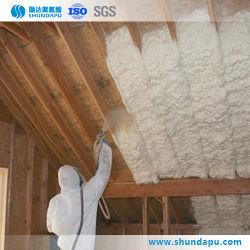 Open-Closed-Cell Polyurethan Spray Foam Insulation SPF