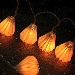O LED em forma Water-Drop papel Iluminação Decorativa (26-1P1610)