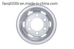 Haute qualité 19.5X6.75 19X7.50 Rim disque, Disque de roue, roue en acier du chariot