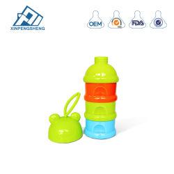 Caja de caramelos de contenedor de Snack multifunción bebé Caja de almacenamiento de leche en polvo