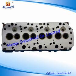 رأس أسطوانة قطع الغيار لسيارة تويوتا 2c/3c 11101-64132 11101-64162 3s/5s/5sfe 3L/2.8L/2L/2lt/2lt/2L-T II/2L Old/2c/1z/3c-Te/2c-Te/1kz-T/1kz-Te/3s/5s/5sfe