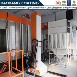 Revêtement en poudre automatique de la machine pour des produits de métal