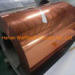 中国の高品質1.0mm-6mmの単一の上塗を施してある明確なアルミニウムミラー