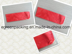 OPP袋のMicrofiberの清拭布の個々のパッキング
