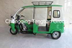 Keke pasajero 3 ruedas Moto triciclo cargador carga Van