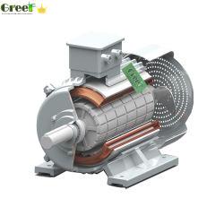 10kw-50kw de lage Generator van de Magneet van T/min Permanente met Fase 3