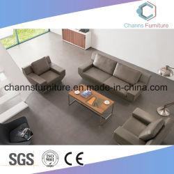 High Tech en el interior de cuero Sofá moderno mobiliario de oficina