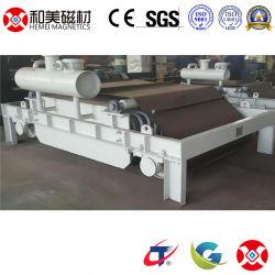 Grupo Gaogong Máquina de mineração do Separador Magnético Overband electromagnética autolimpante