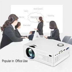 LED 텔레비젼 영사기 인조 인간 WiFi 영상 영사기 HD 3D 영사기 USB 1080P 영상 영사기