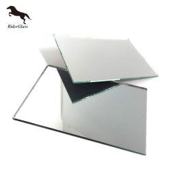 مرآة باللون الفضي المنخفض مقاس 1-6 مم مطلية بطبقة مزدوجة من مواد المصنع بالجملة السعر