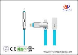 8 контактный молнии кабель micro-USB кабель для Apple iPhone