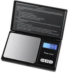 0.01 Mini Elektronische Het Wegen van het Muntstuk van het Gram van het Tegengewicht Gouden Schalen