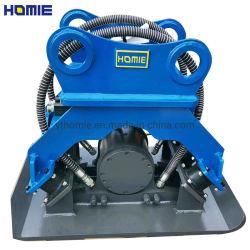 Compacteur hydraulique pour 4 à 9 tonnes de la pelle excavatrice plaque compacteur hydraulique
