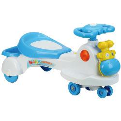 2018 Cool Bebé Carro Giro Manpower filhos pequenos brinquedos triciclo a torção do carro de giro para crianças Wholesales