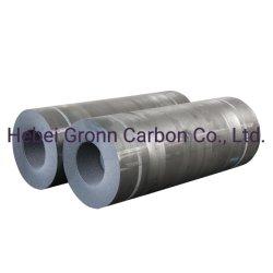 Uph RP grau de HP carbono eléctrodo de grafite com bocais de 200-700mm