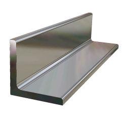 321 410 Barra de ángulo de acero inoxidable para la decoración de la casa