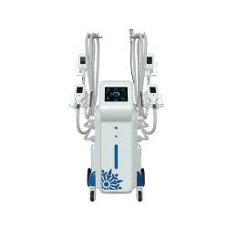 Certificação TUV venda quente best selling crioterapia 4 processa Cryolipolysis Congelar Máquina de gordura