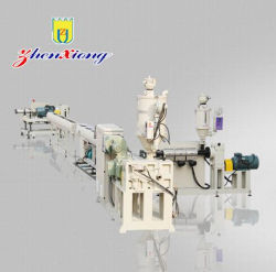 Hot Sale PEHD/PP Krah enroulement hélicoïdal de grand diamètre du tuyau d'eaux usées de ligne de production