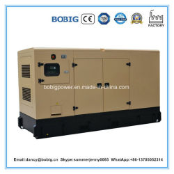 generatore diesel insonorizzato/silenzioso di energia elettrica di 100kw 200kw 500kw