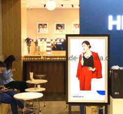 إطار صور رقمي LCD كبير الحجم / شاشة عرض معرض صور LCD