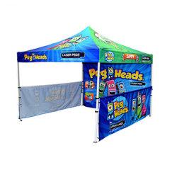 Partie tente de gros de pavillon extérieur Pop up Gazebo 3x6m