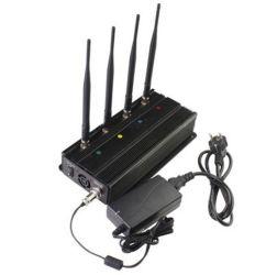4 Bureau de la bande 2G Téléphone Mobile 3G/l'isolateur de signal brouilleur bloqueur//disjoncteur