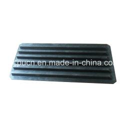 Caoutchouc butyle personnalisé Anti vibration Pad / Isolation / de l'amortisseur en caoutchouc pour la voiture de levage des patins de levage