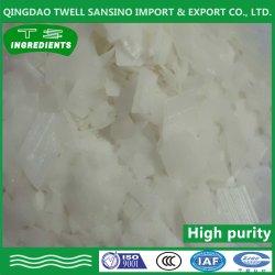 Hydroxyde de sodium de qualité industrielle / de la soude caustique 99% Min