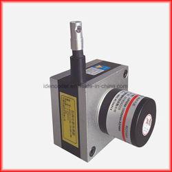 0-1500mm a sonné de mesure du capteur de potentiomètre de la chaîne de sortie numérique