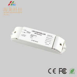 12-24V Linear 3A*4CH RF Wireless LED RGB Controller