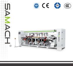 La madera maquinaria de perforación de la alimentación automática Mandrinadoras