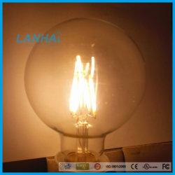 G95ガラス2With4With6With8W E27 110V/230V LEDのフィラメントの球根ライト