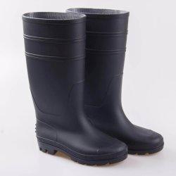 Travail de haute qualité de la sécurité du travail industriel Gomme de bottes de pluie en PVC