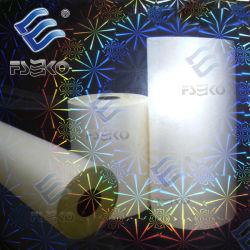 BOPP Hologram Roll Film Special Laser (크리스마스 나무) 30mic