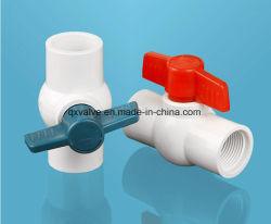 Neues Vertrag Belüftung-Ventil Belüftung-Kugelventil-Plastikventil EPDM Gummi-ABS Griff-Ventil mit den verlegten oder Kontaktbuchse-heißen Verkäufen!